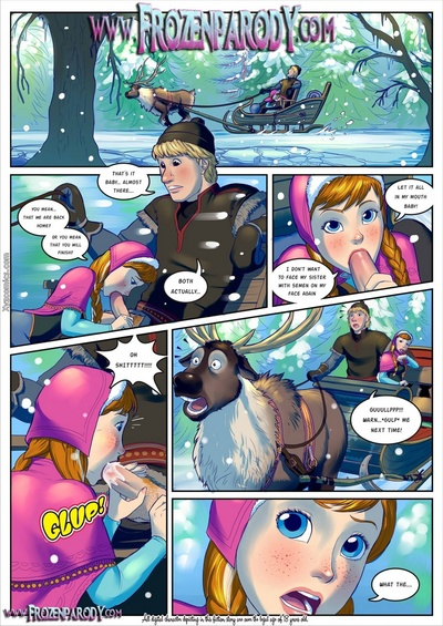 Frozen Parody 1