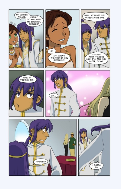 Thorn Prince 5 - Reunion - part 2