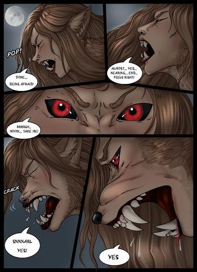 वृद्धि के के प्लैटिनम भेड़िया रानी - हिस्सा 2