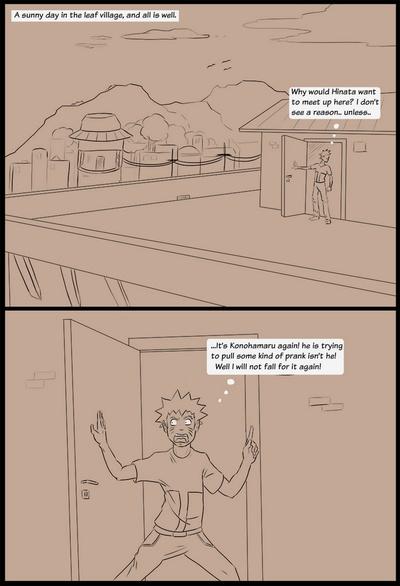 Naruto And Hinata\