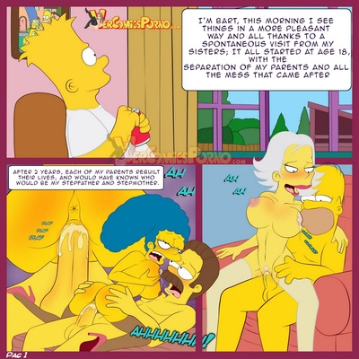 The Simpsons 1 - A Visit From The Sisterch