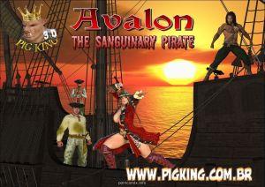 Pig King- Avalon Sanguinary Pirate