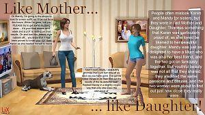 Lix- Like Mother… Like Daughter!