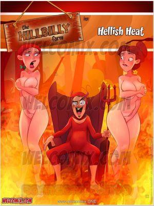 welcomix อิโซเบลแล้วเธอก็น้อยๆหน่อ ฟาร์ม 18- Hellish ความร้อน
