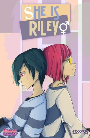 Teasecomix- She Is Riley