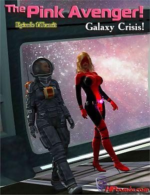 hipcomix el rosa avenger galaxy crisis