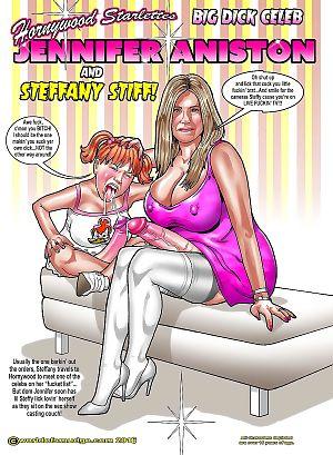 Hollywood Big Dick Celeb- Smudge