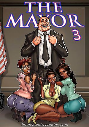 blacknwhite những thị trưởng 3