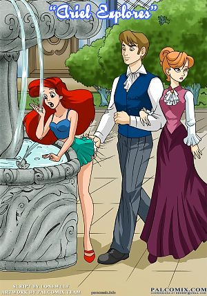 palcomix Ariel explore