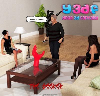 Y3DF The Seeker