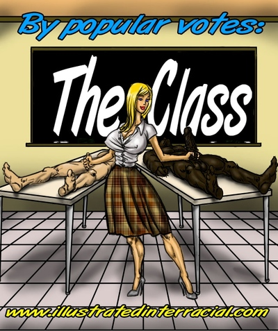 The Class- Illustrated Interracial