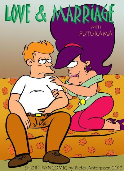 futurama - amore e Matrimonio