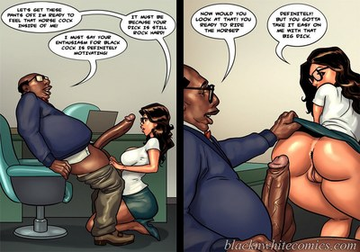 BlacknWhite- Detention 2 - part 2