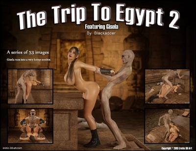 Viaje a egipto 2- blackadder