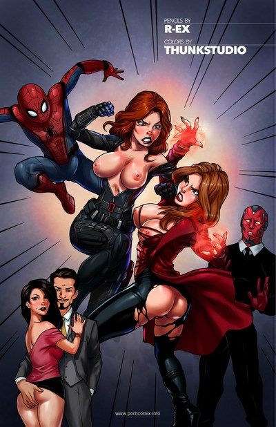 spiderman civile la guerre Tracy scops