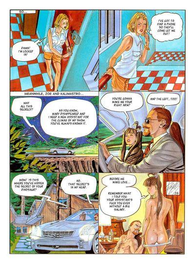 ferocius kalimastro - PARTIE 2