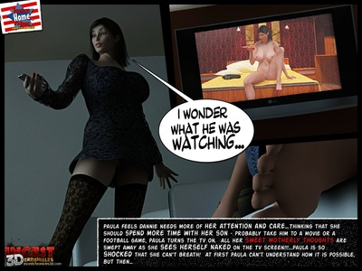 American Home Video- Incest3DChronicles - part 2