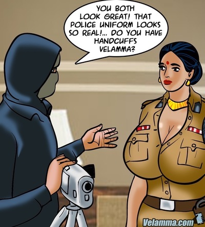 Velamma Episode 64- Blackmailed 2 - part 8