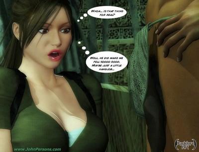 Relic Hunter- Lara Croft- Darklord