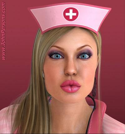 darklord 금발의 간호사