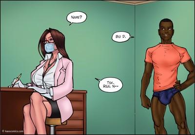 kaos médecin chienne - PARTIE 3