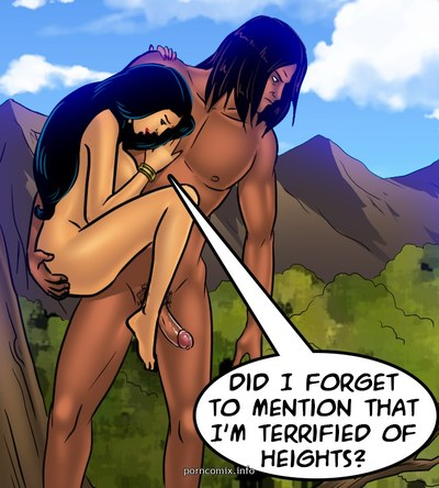Savita Bhabhi 67- Jungle Love - part 13
