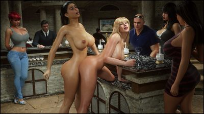 Blackadder- Dickgirls 8 - part 2