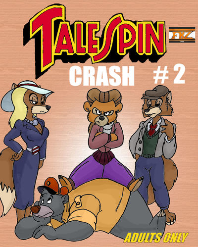 TaleSpin- Crash  2