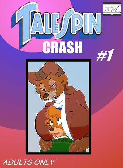 TaleSpin- Crash.1