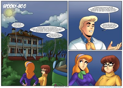Spooky Doo- Johnpersons