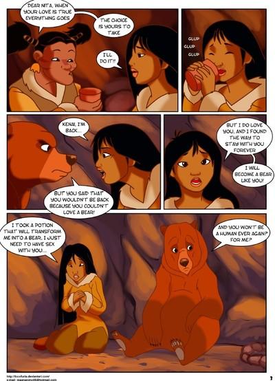 [Locofuria] Lover Bear