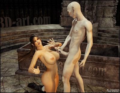 порно мультфильм 3д лара крофт