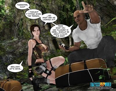 Порно комикс клара рэвенс