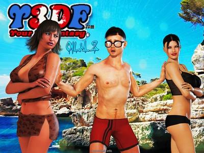 Y3DF- Oily 2