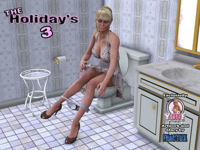 Y3DF- The Holiday\