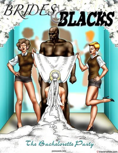 cô dâu và Người da màu 1- thể