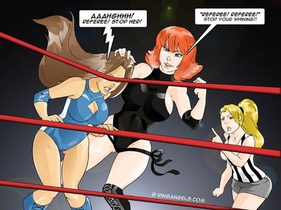 Hit Run Wrestle