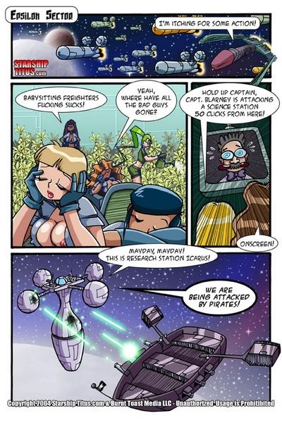 Starship Titus 7