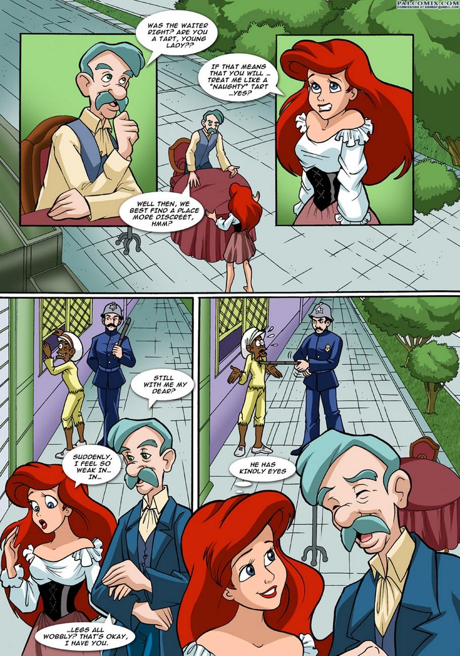 Ariel Explores