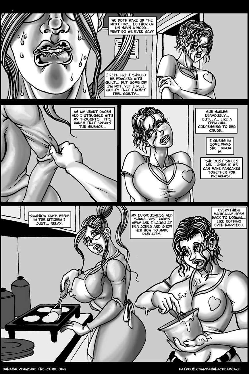Секс комиксы секс карен фото 106-958