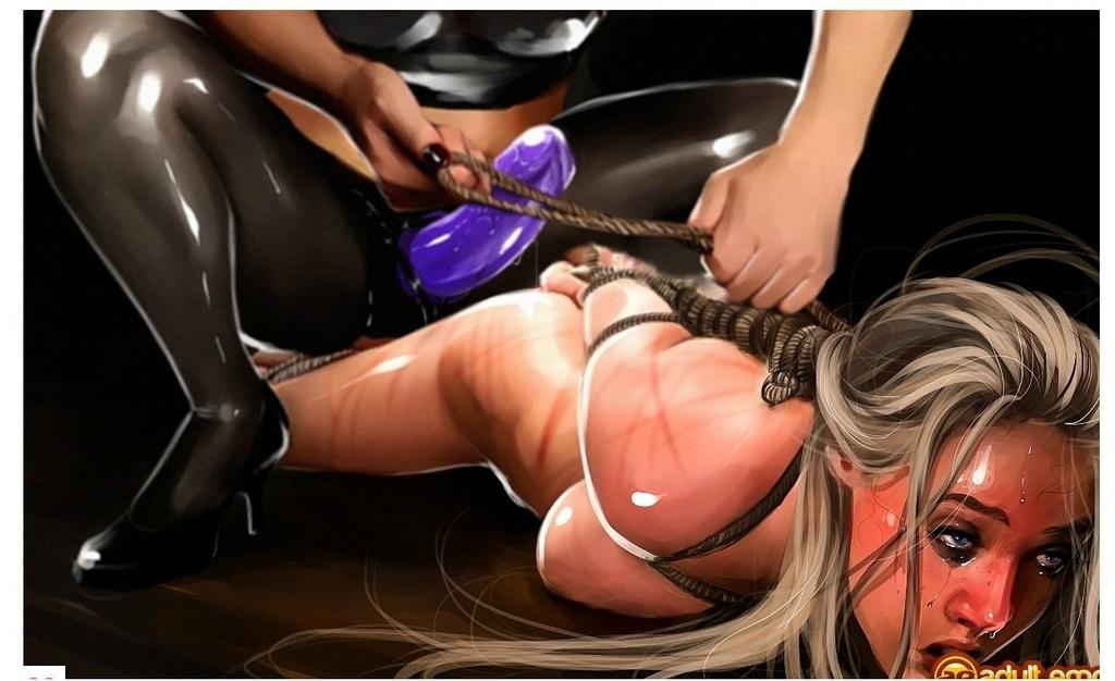 BDSM Session With Barbara - Nicole Heat