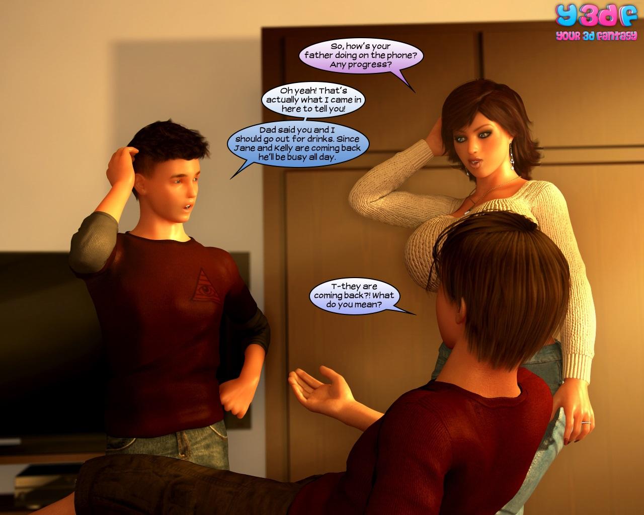 Y3DF- Faulty Plan - part 4