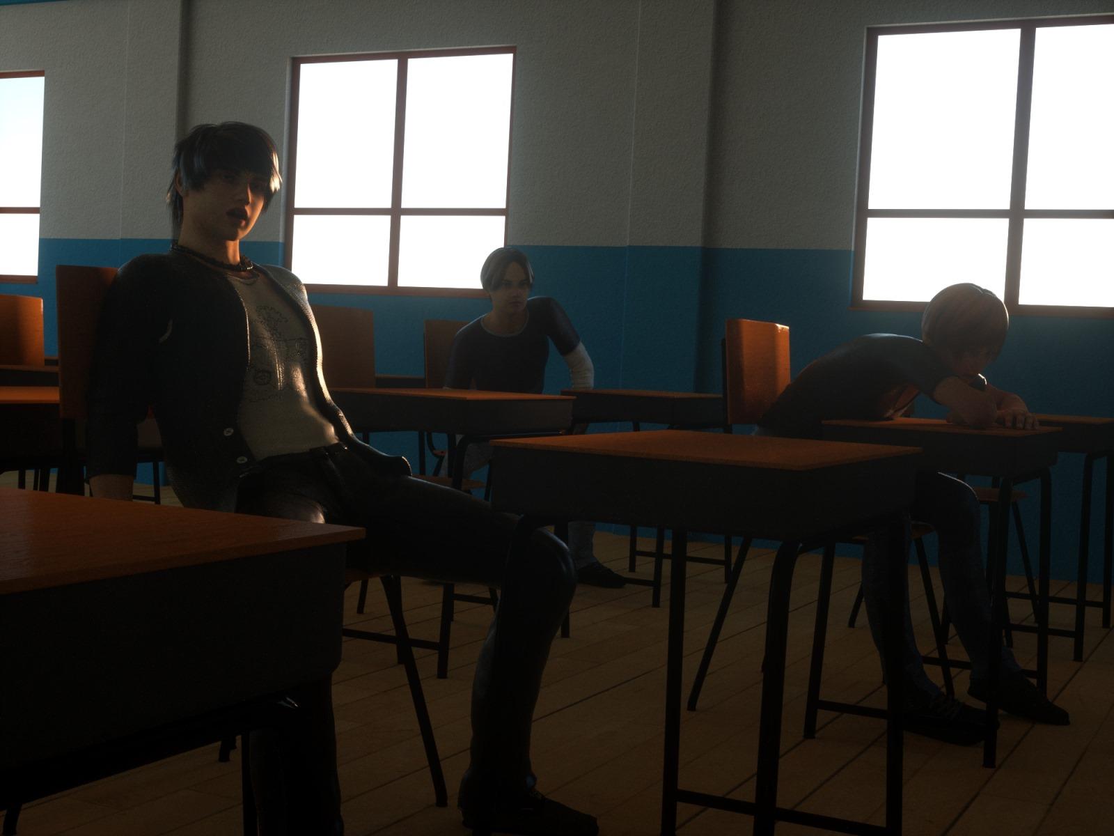 Afterschool Class- BadOnion