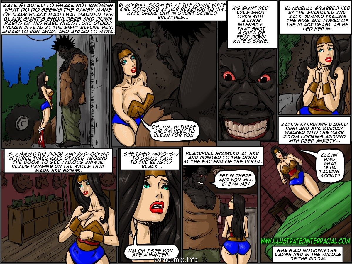 Farm girl- Illustrated interracial - part 4
