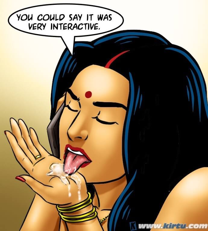 Savita Bhabhi 69- Student Affairs - part 6