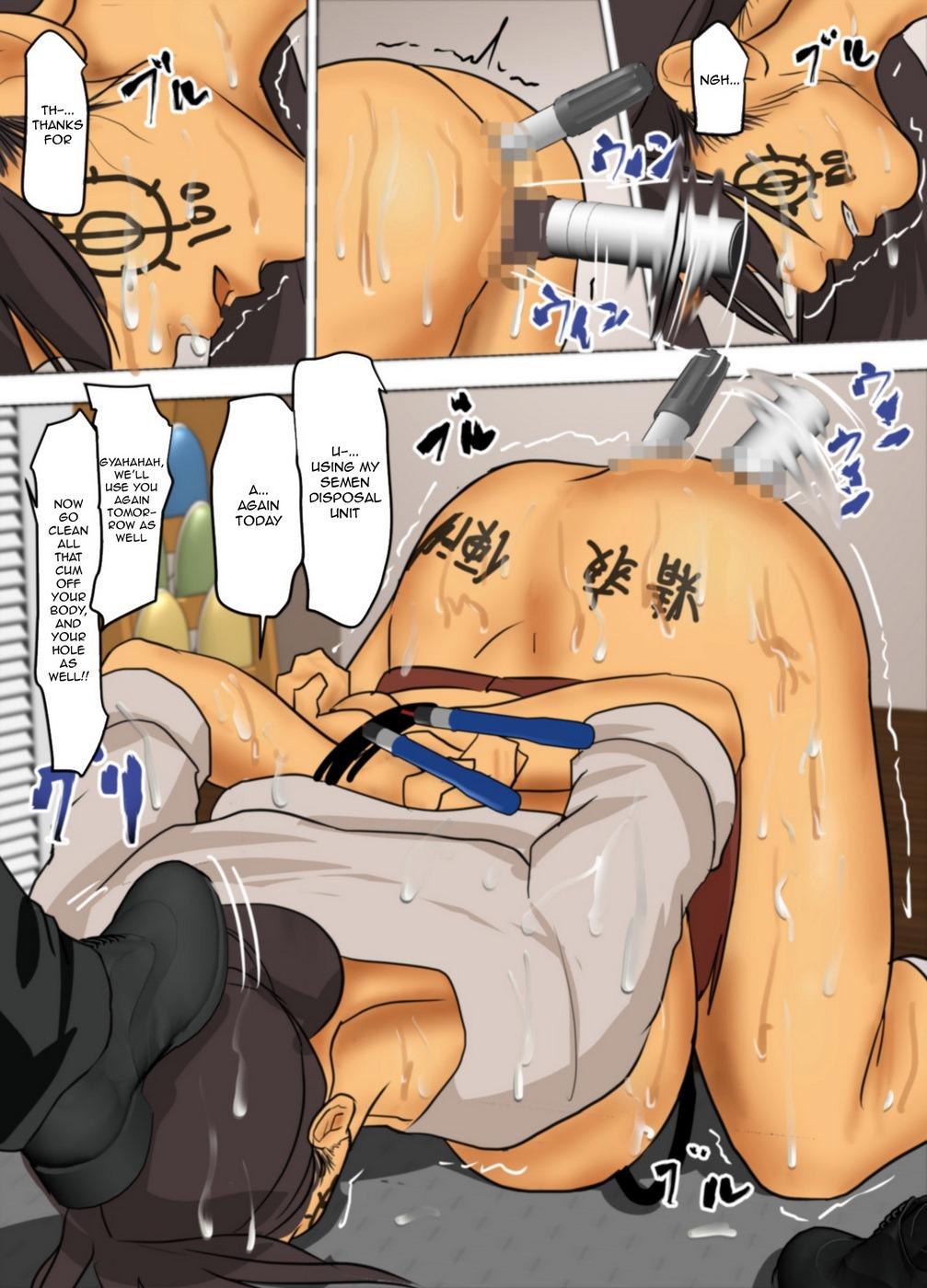 Naruto X Tsunade - Teil 2 - hentai comics