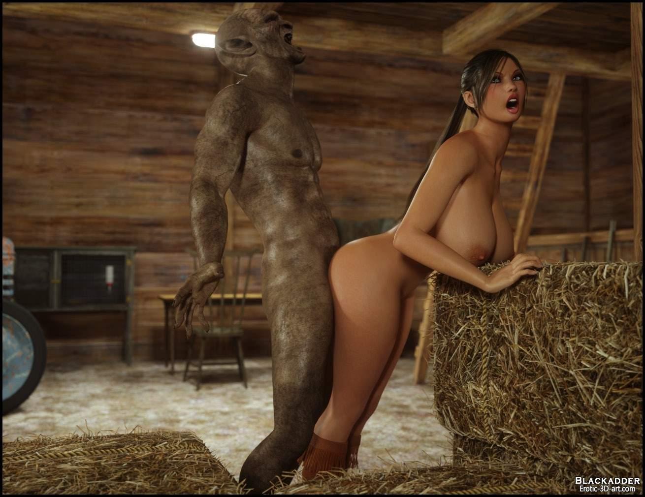 Lara with Horse Episode 1 by Animo Pron  Shädbase