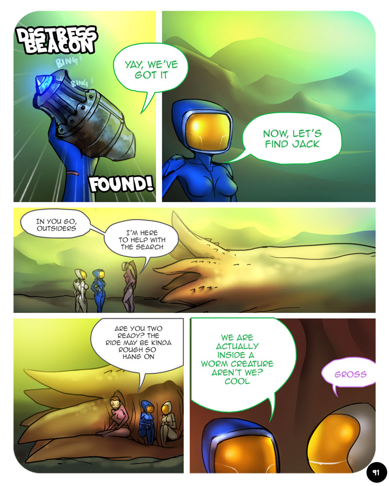 S.EXpedition- Ebluberry - part 7