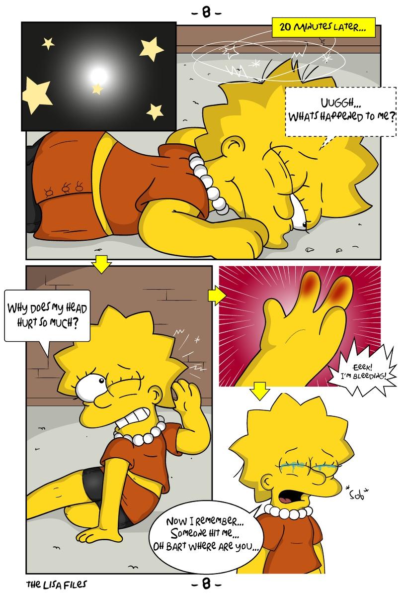 The Lisa files - Simpsons