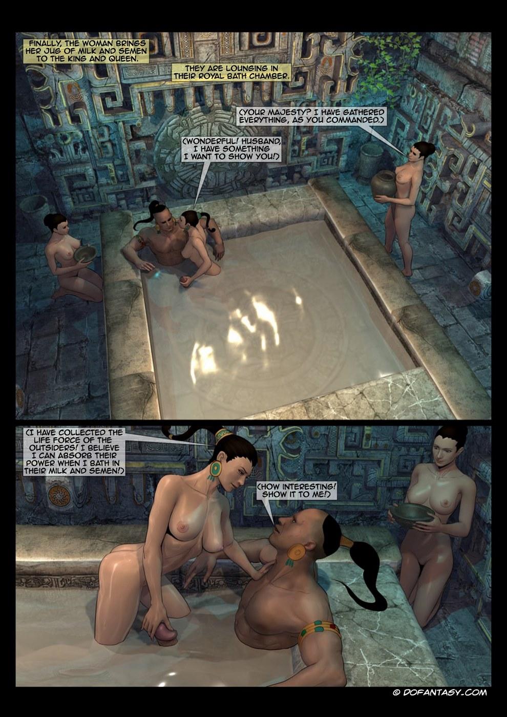 Feather - Maya Adventure - part 3